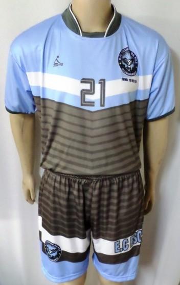 1ffe4adf7 Camisa e Calção de Futebol Personalizado Parque São Lucas - Camisa de  Futebol Feminino Personalizada