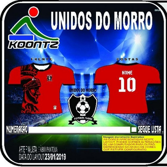 2da767aeb Camisas Futebol Personalizadas Criar Parque São Lucas - Camisa e Calção de Futebol  Personalizado